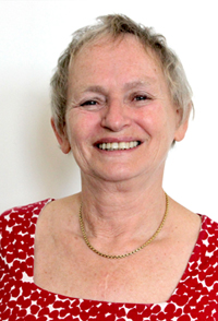Councillor Hilary Ackland